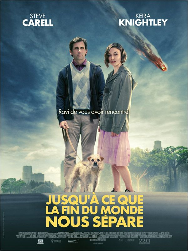 Seeking a Friend for the End of the World (2012) BluRay