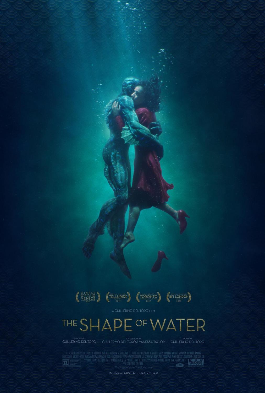 Гильермо дель Торо задумывал «Форму воды» как черно-белый фильм