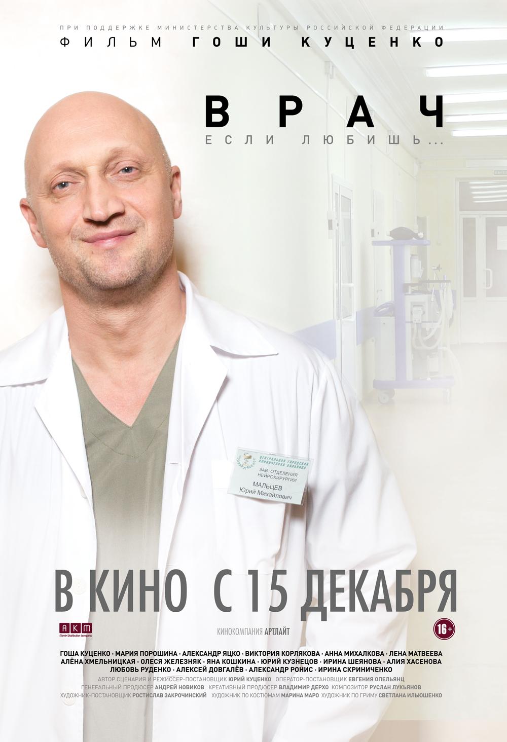 «Россия Сериалы Про Врачей» — 2004