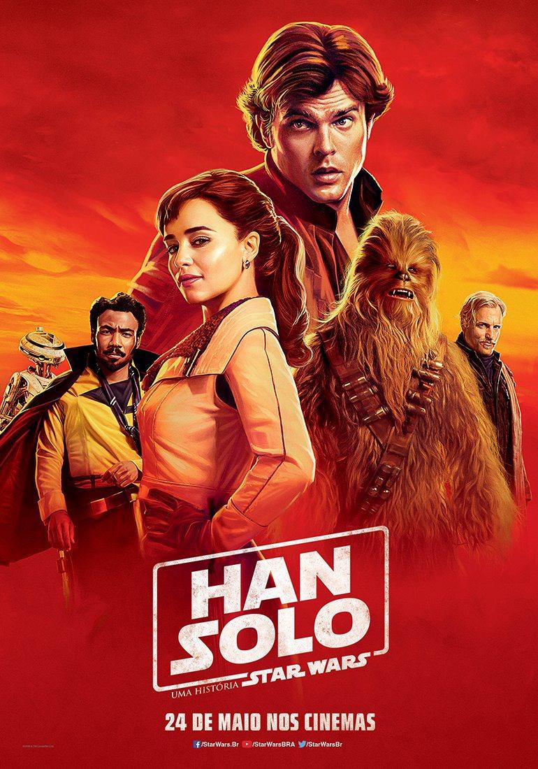Хан Соло: Звёздные войны. Истории (2018/BDRip/HDRip)