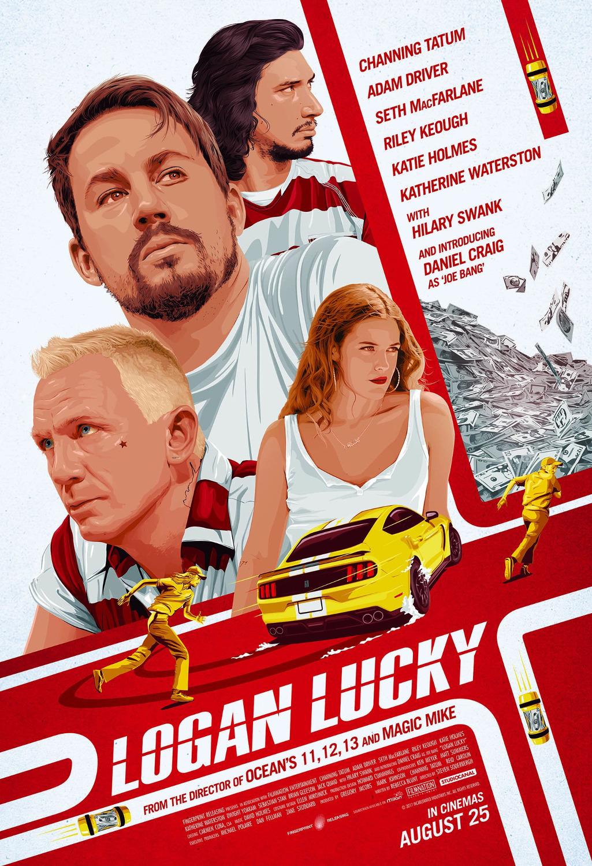 Удача Логана (Счастливчик Логан) – фильм 2018 года