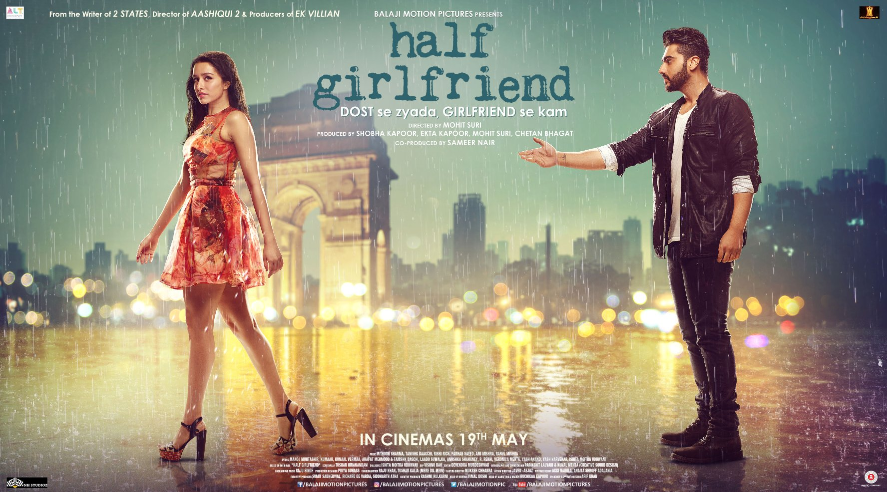 Смотреть индийский фильм наполовину подруга 2018 года
