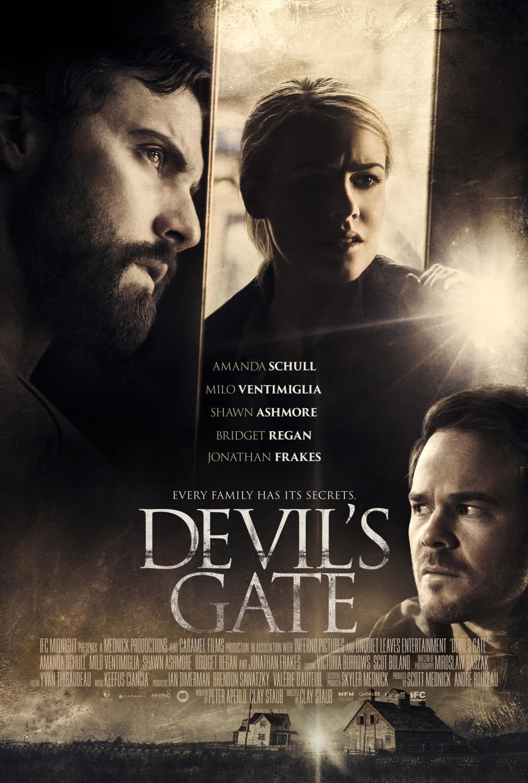 Devil's gate фильм 2018 трейлер на русском