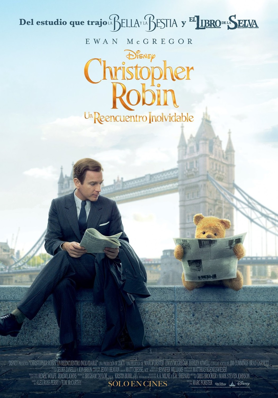 Кристофер Робин / Christopher Robin (2018/BDRip/HDRip)