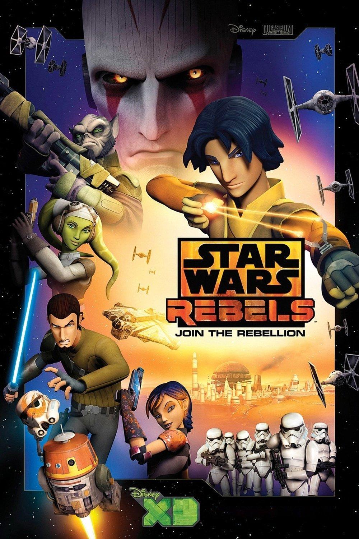 смотреть сериал звездные войны. повстанцы