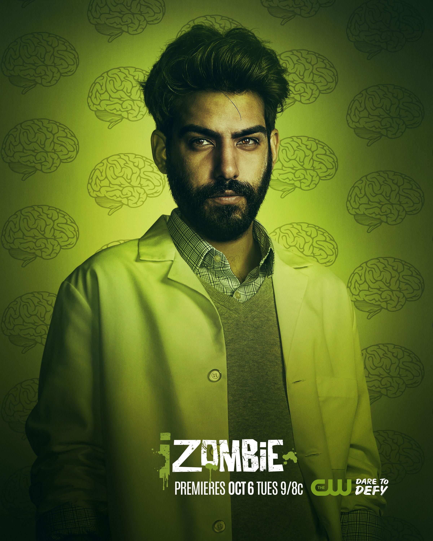 «Я – Зомби» — 2015 - снимается