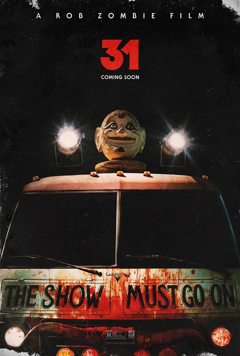 Rob zombie movie poster