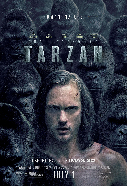 Скачать Тарзан. Легенда бесплатно