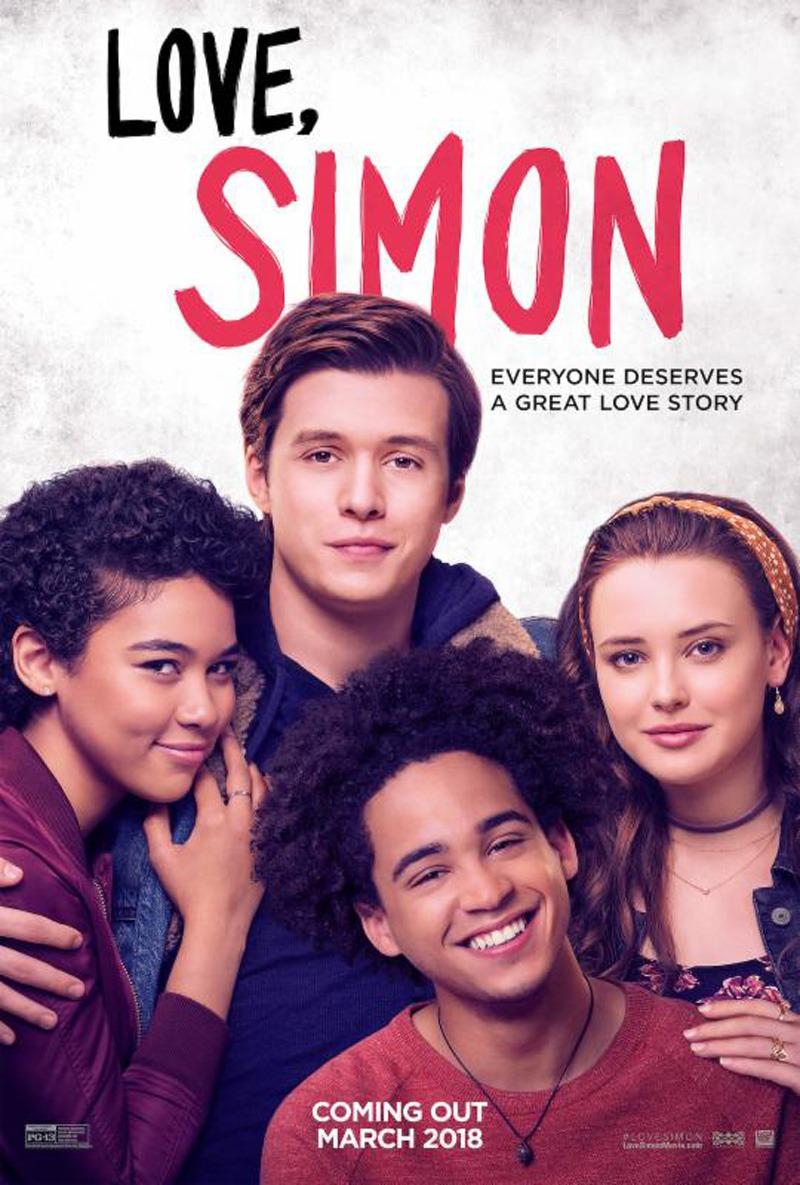 Love simon online