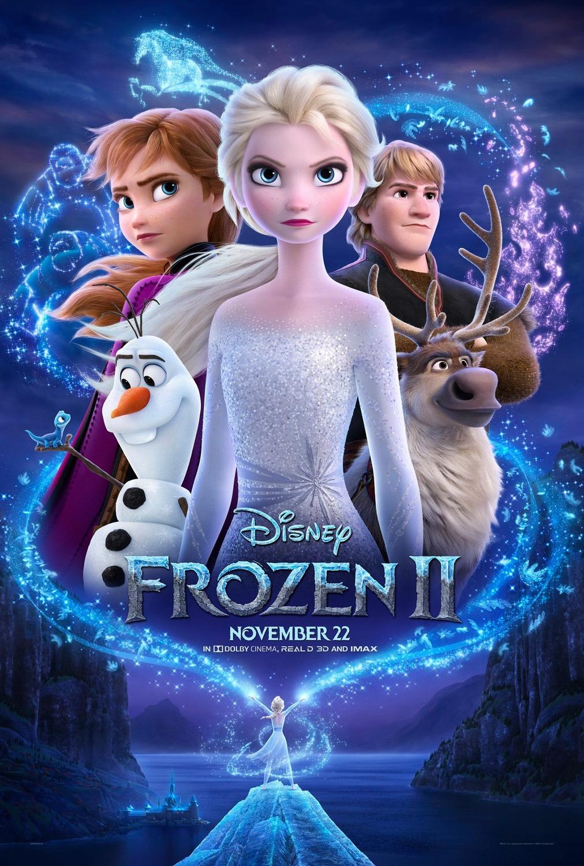 Холодное сердце 2 / Frozen 2 2019
