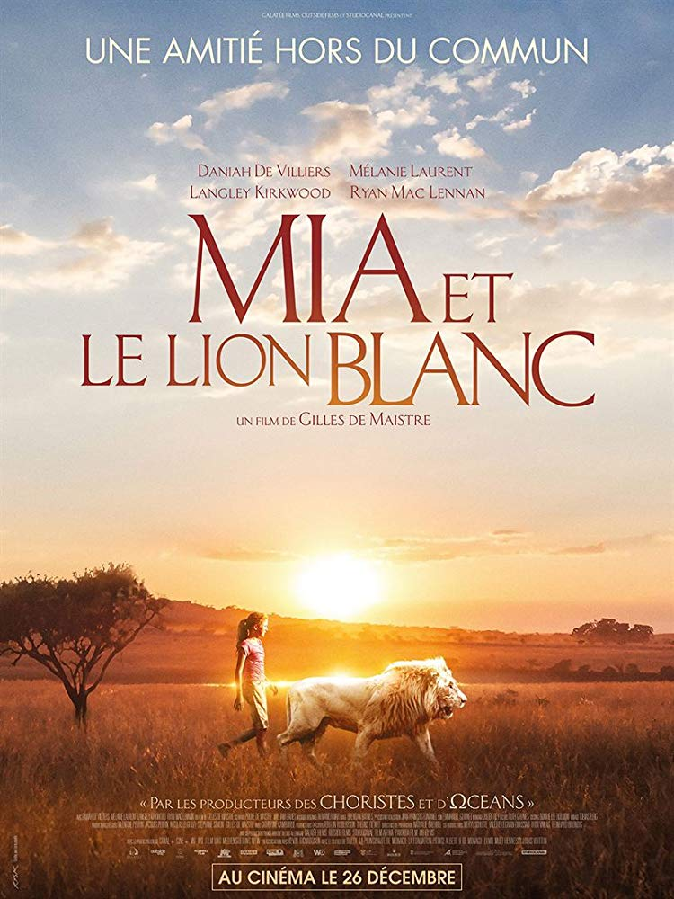 Poster 2 From 3 The Movie Mia And White Lion