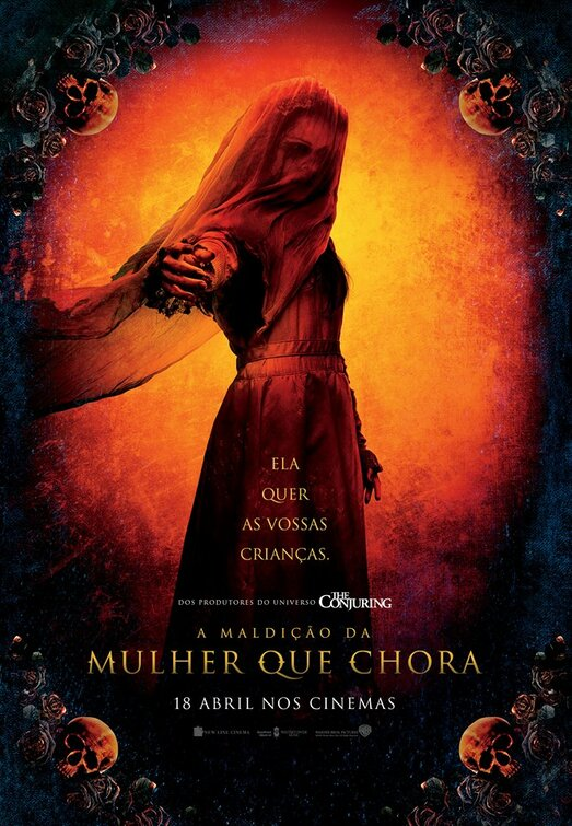 The terrifying legend of La Llorona is headed to the screen with a new horror movie The Curse of La Llorona from New Line Cinema and producer James Wan