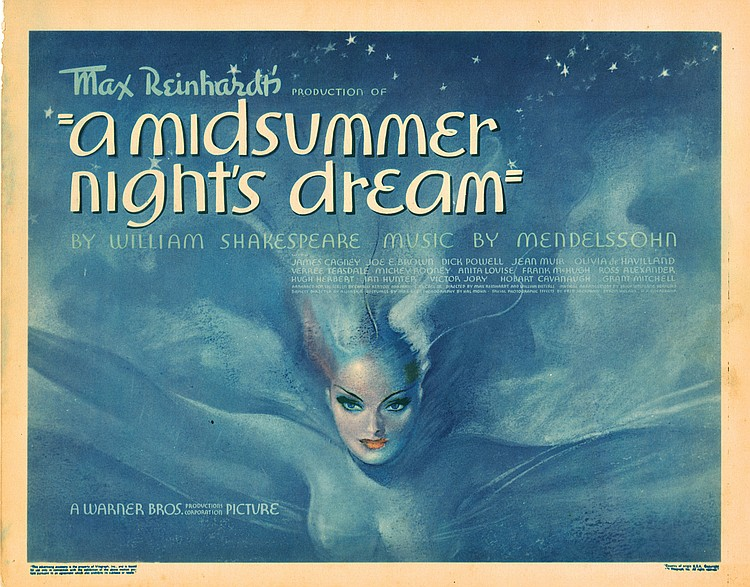 the feelings of love and marriage in shakespeares a midsummer nights dream