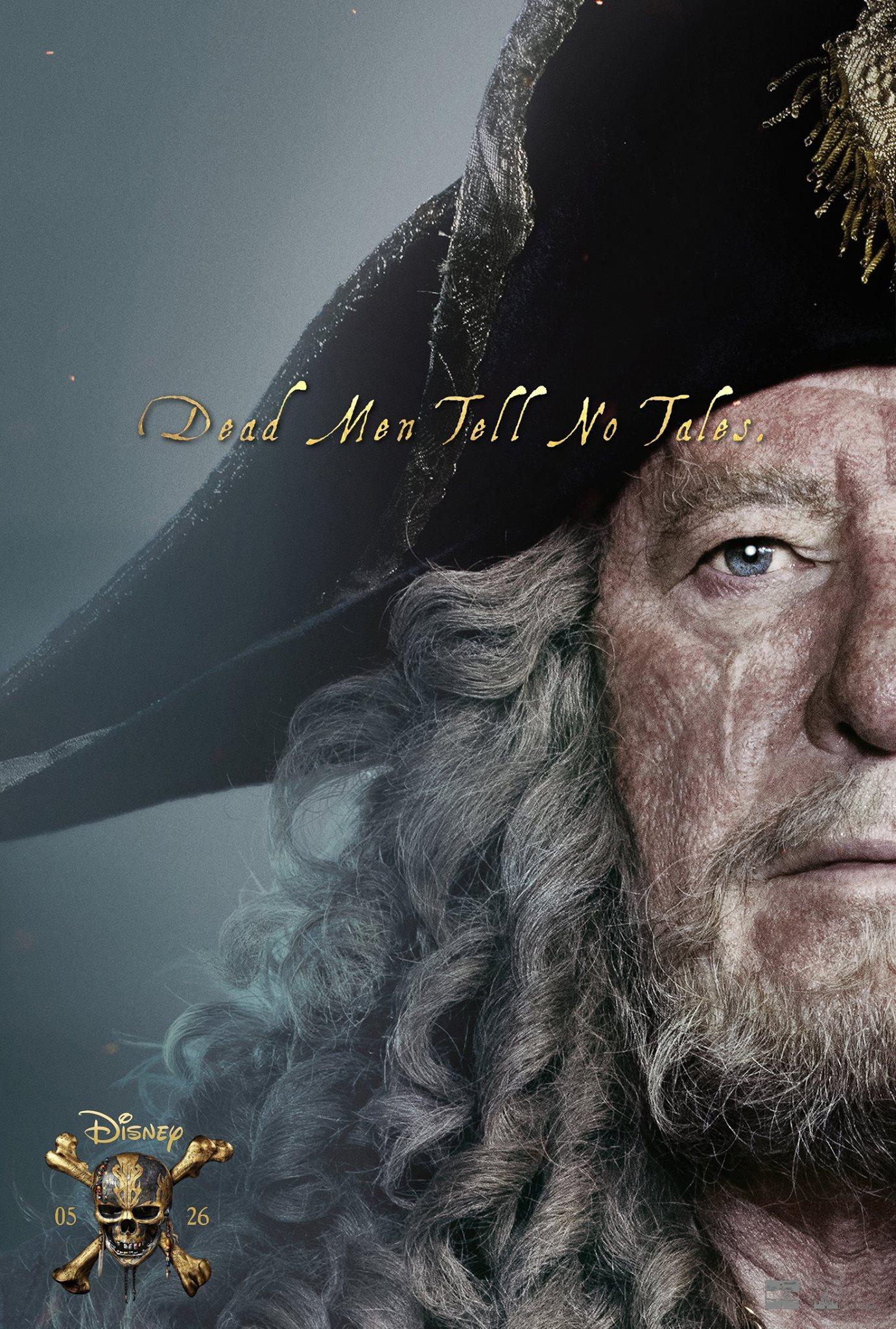 Смотреть фильм Пираты Карибского моря: Мертвецы не рассказывают сказки полная версия бесплатно