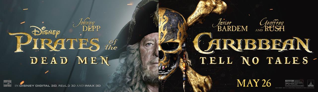 Download Пираты Карибского моря : Мертвецы не рассказывают