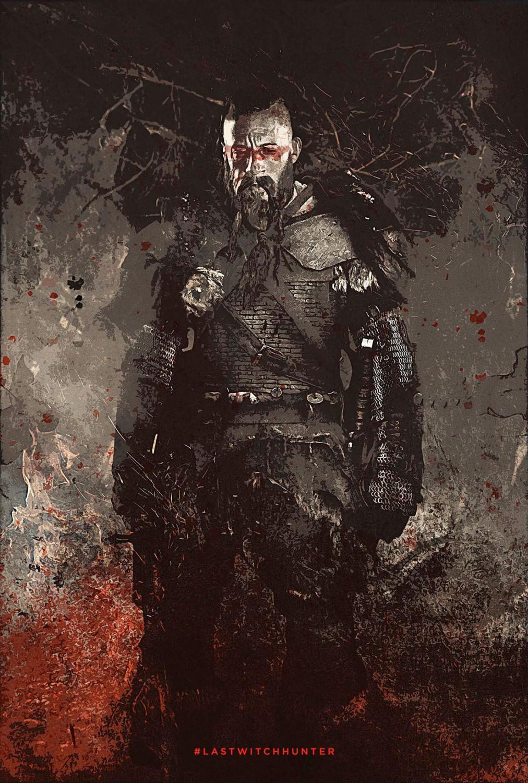 Последний воин на ведьм