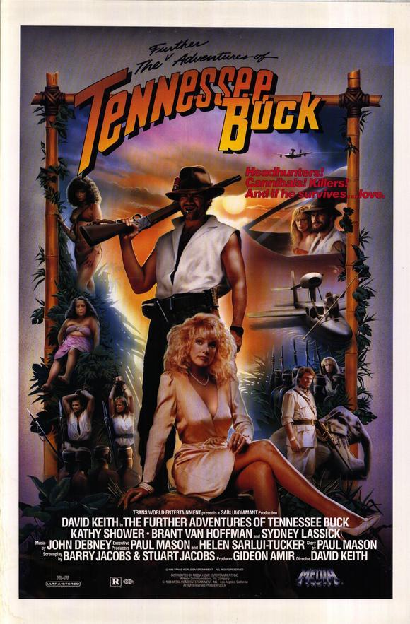 Дальнейшие Приключения Теннеси Бака 1988