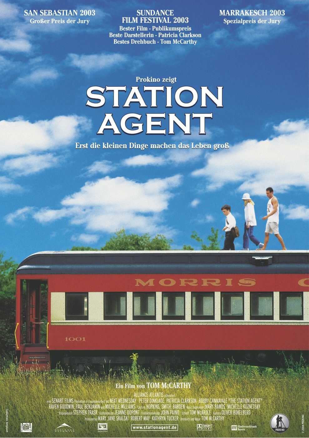 Download the station agent