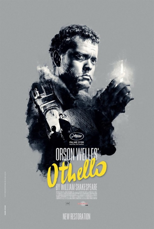 othello movie review Orson welles' othello is one of his least-seen films, but it inspired one of the best-known anecdotes about the master's impoverished work conditions the movie was shot in bits and pieces between 1948 and 1951, with the actors sometimes languishing on location while welles flew off to raise more money.