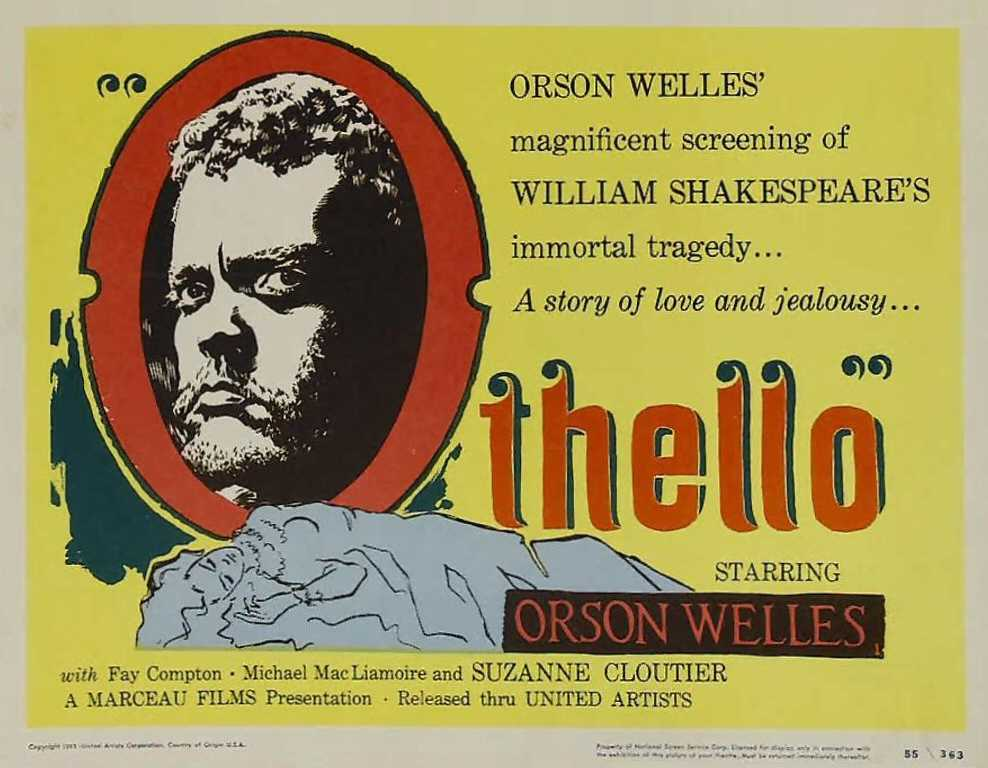 othello movie review essay