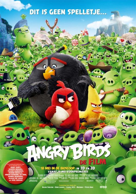 «Ангри Берс В Кино» — 2015