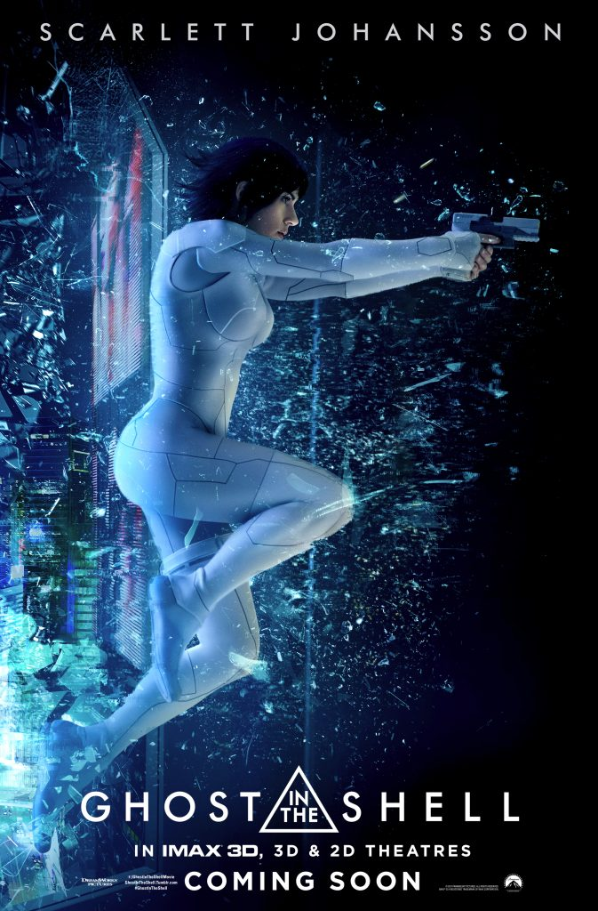 Ghost in the Shell (2017) Full Movie HD - YouTube