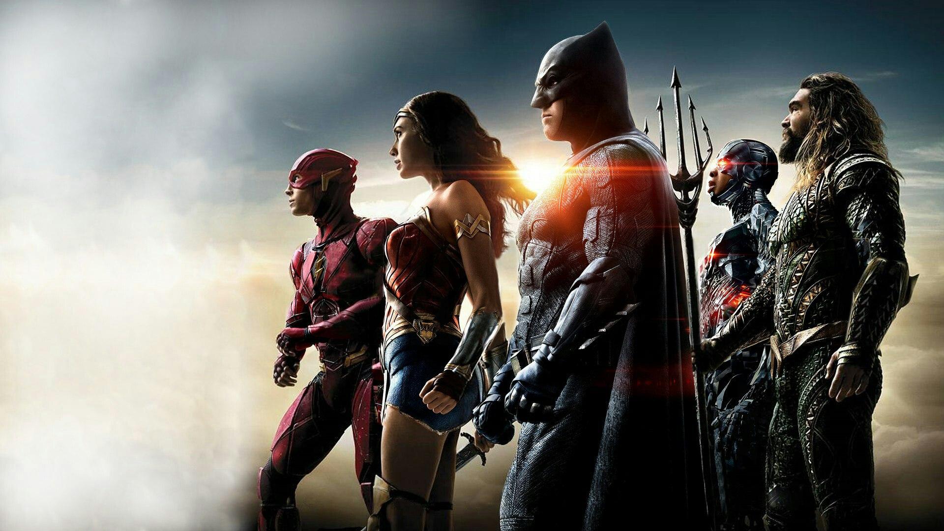Представлены новые отрывки фильма «Лига справедливости»