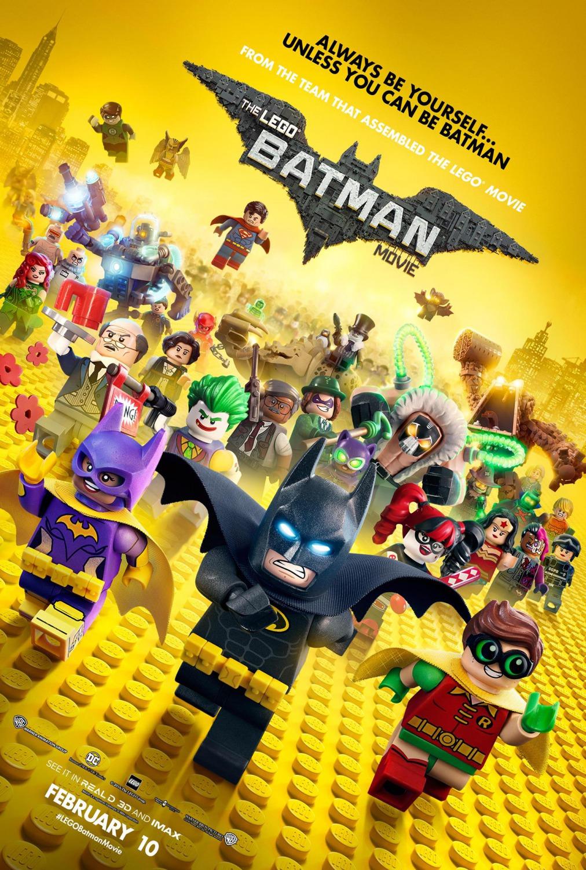 Новый лего фильм бэтмен 2017 года