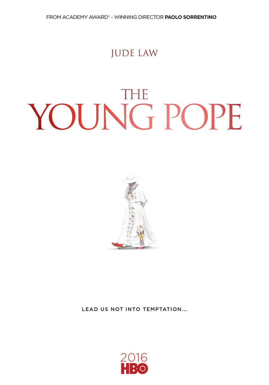 интересуют молодой папа постеры сделать