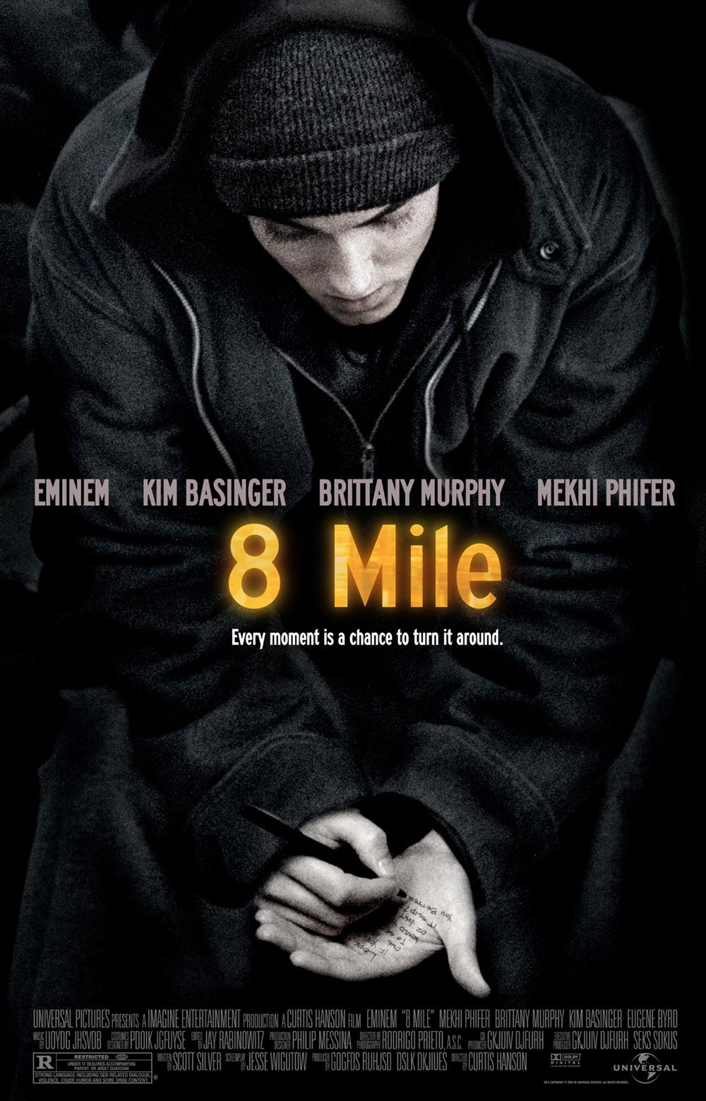 8 Mile Movie Poster - oc-ubezpieczenia info