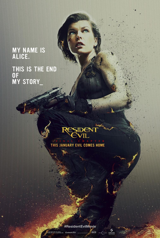 «Смотреть Resident Evil 6 Фильм» — 2001