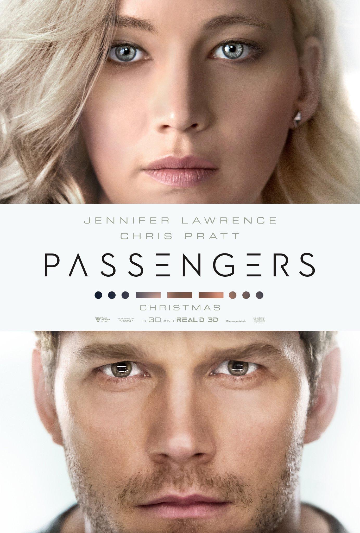 Пассажиры (2016 смотреть фильм)