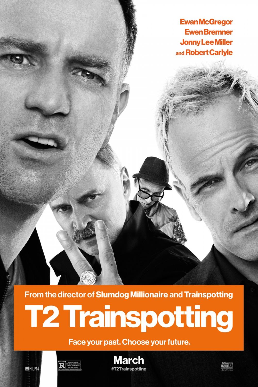 Т2 трейнспоттинг  на игле 2 2017