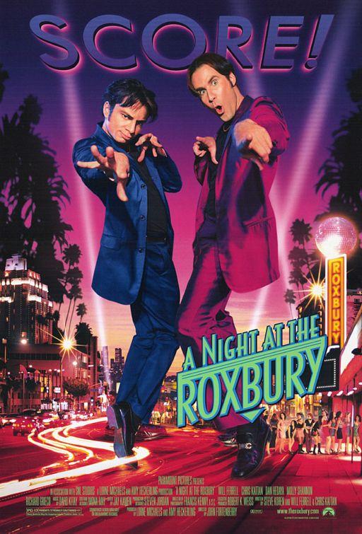 Ночь В Роксбери (1998) Смотреть Онлайн Бесплатно