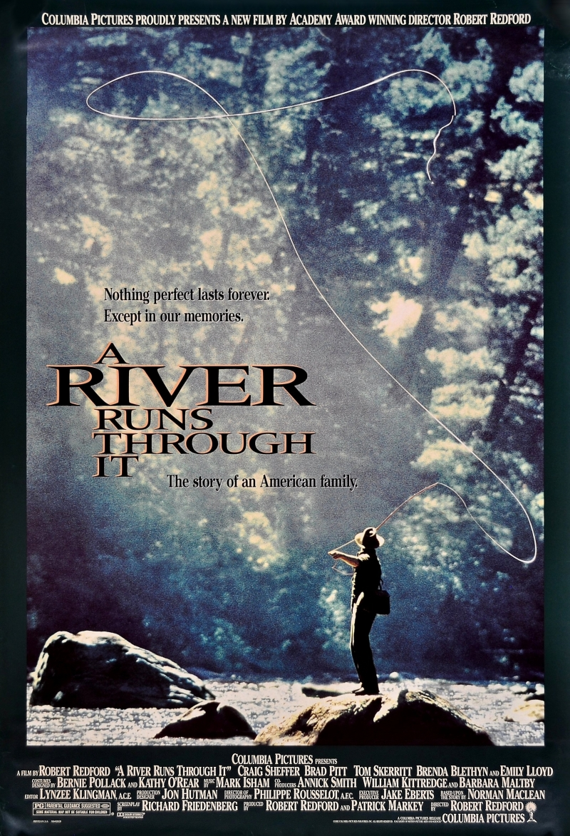 the joy of the story and the film in a river runs through it by norman maclean Norman fitzroy maclean (december 23, 1902 - august 2, 1990) was an american author and scholar noted for his books a river runs through it and other stories (1976) and young men and fire (1992.