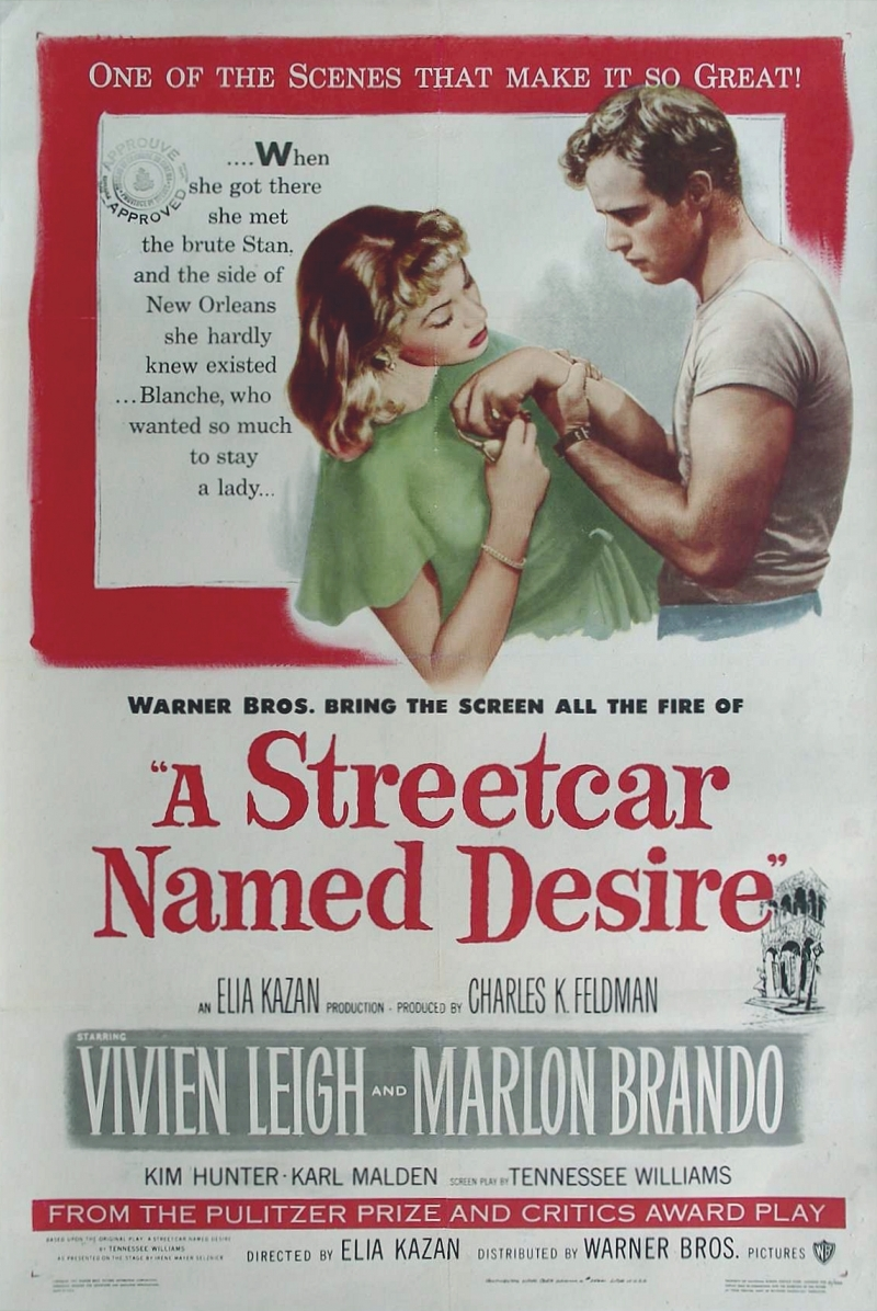 a strretcar named desire Arguably, st ann's warehouse is the only ny theater capable of staging benedict andrews' maverick production of a streetcar named desire, featuring gillian anderson, ben foster, corey johnson and vanessa kirby.
