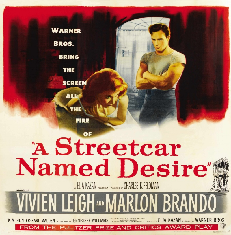 streetcar named desire journal A streetcar named desire (1952) synopsis blanche dubois is an aging schoolteacher who leaves her hometown under mysterious circumstances and stays with her pregnant sister stella in new orleans.