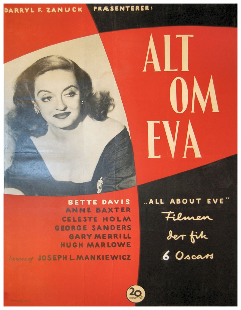 a comprehensive movie analysis of all about eve as directed by joseph mankiewicz Marilyn monroe in 'all about eve' for marilyn a role in joseph mankiewicz's enormously rather than in a larger role in a film directed by a.