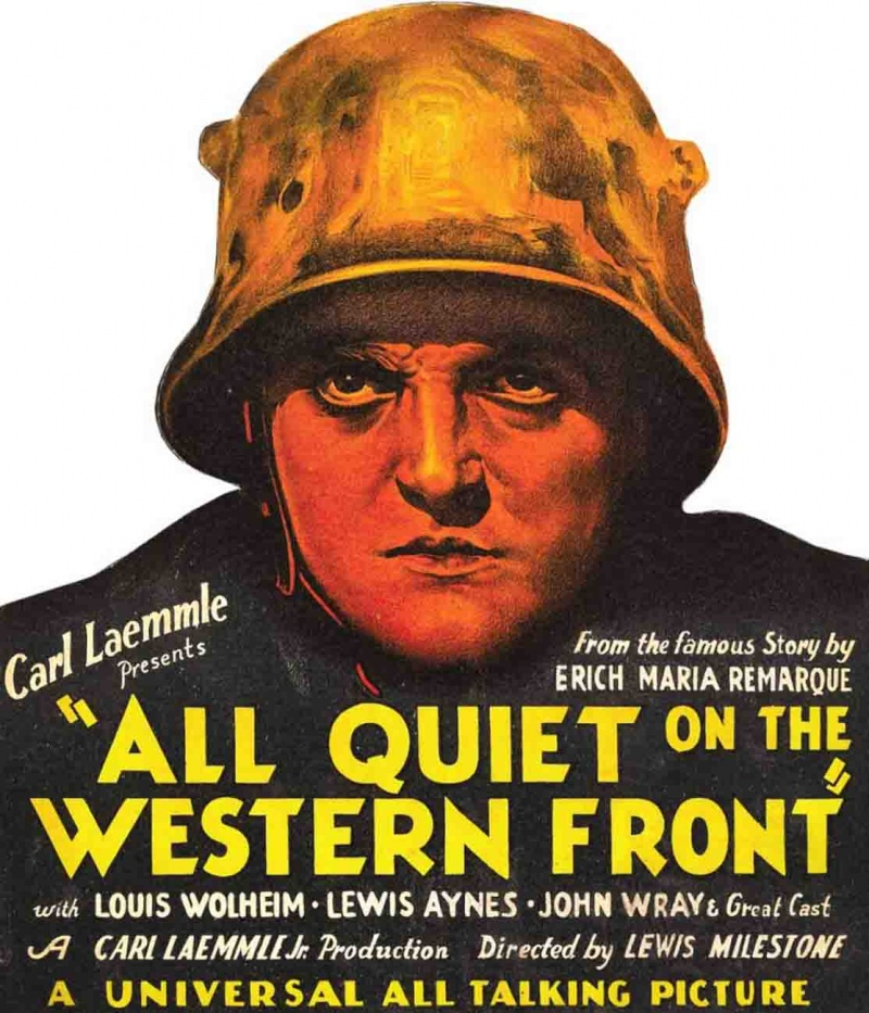analytical essay all quiet on the western front An analytical review of the film all quiet on the western front pages 3 words 861 view full essay more essays like this:  sign up to view the rest of the essay.