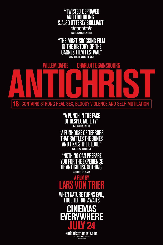 антихрист 2009 смотреть фильм