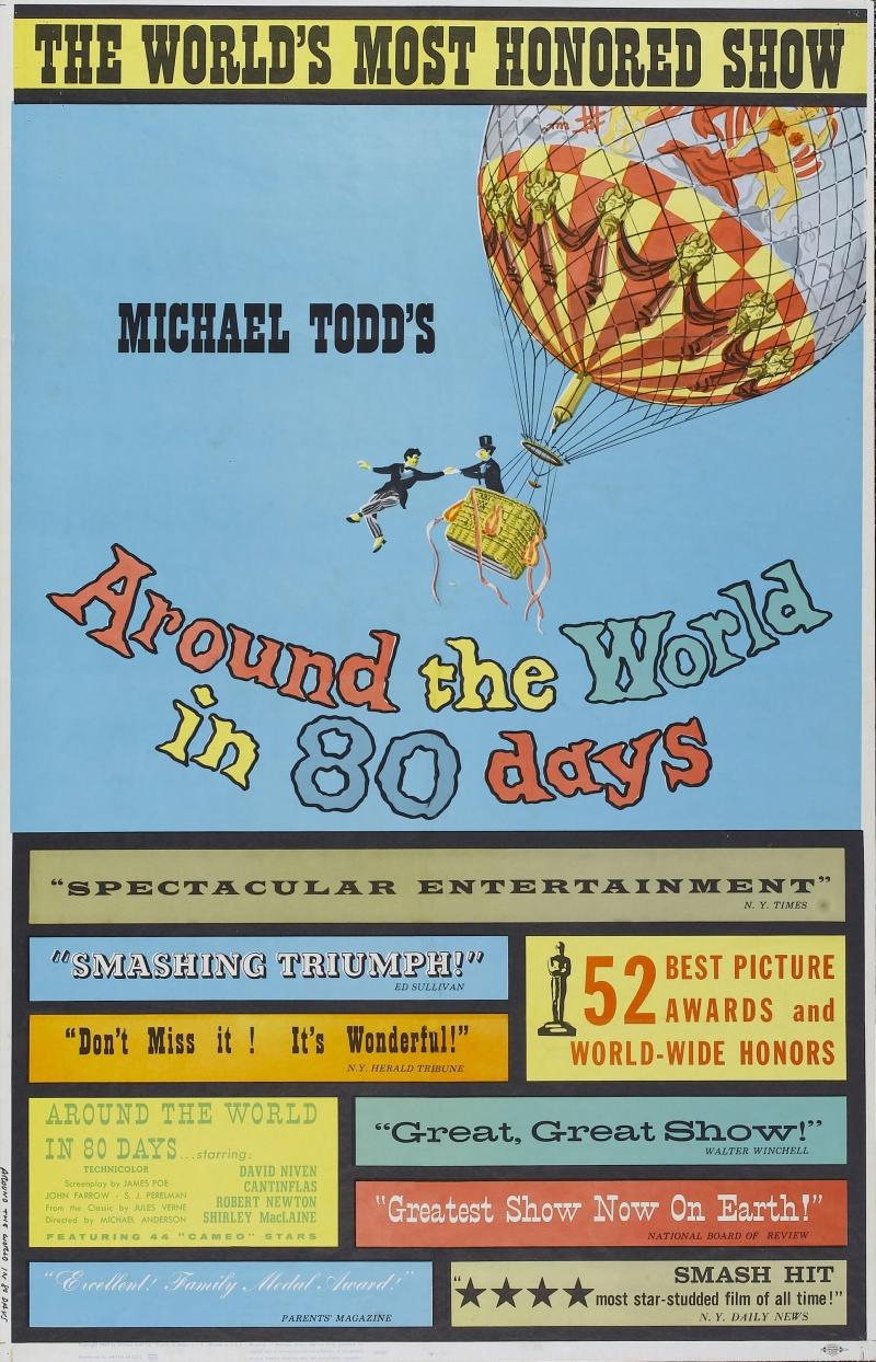 Фильм - вокруг света за 80 дней