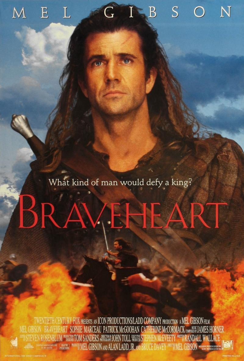 «Храброе Сердце Фильм Смотреть В Хорошем Качестве» — 1988