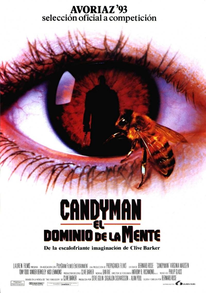 Candyman, el dominio de la mente ()