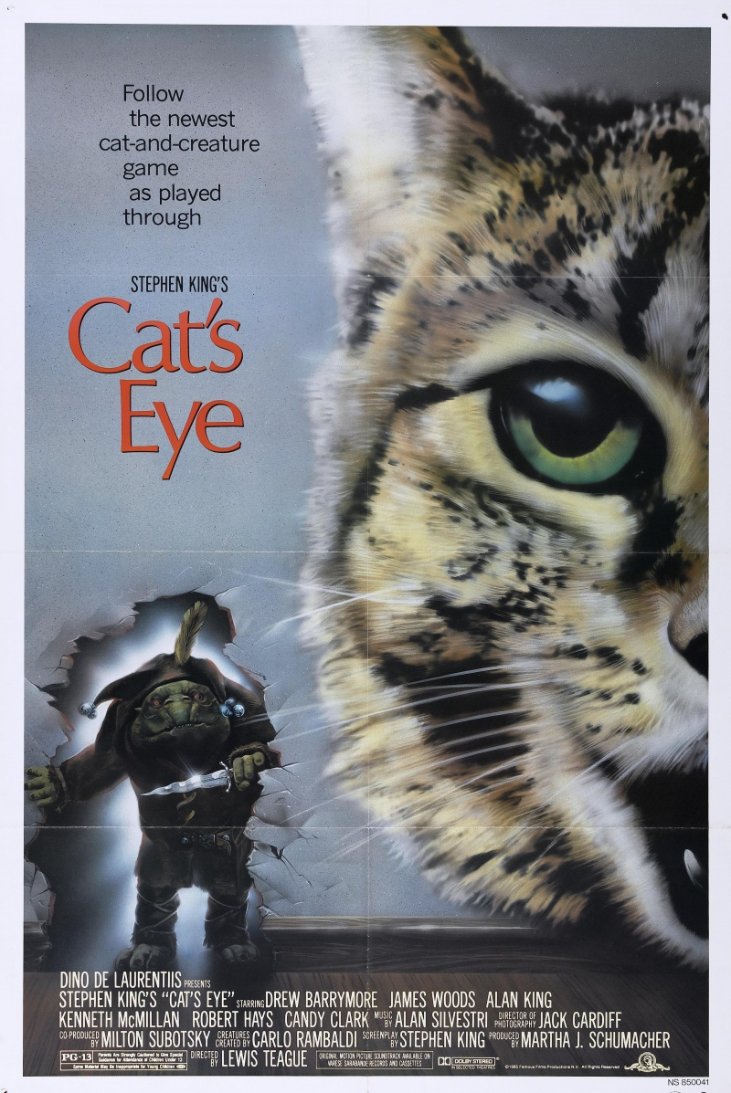 Кошачий глаз (Cats Eye, 1985) картинки