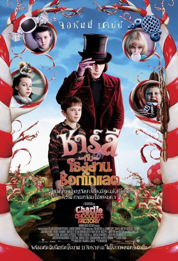 онлайн английские фильмы чарли и шоколадная фабрика