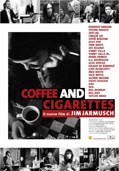 кофе и сигареты 2003 смотреть онлайн