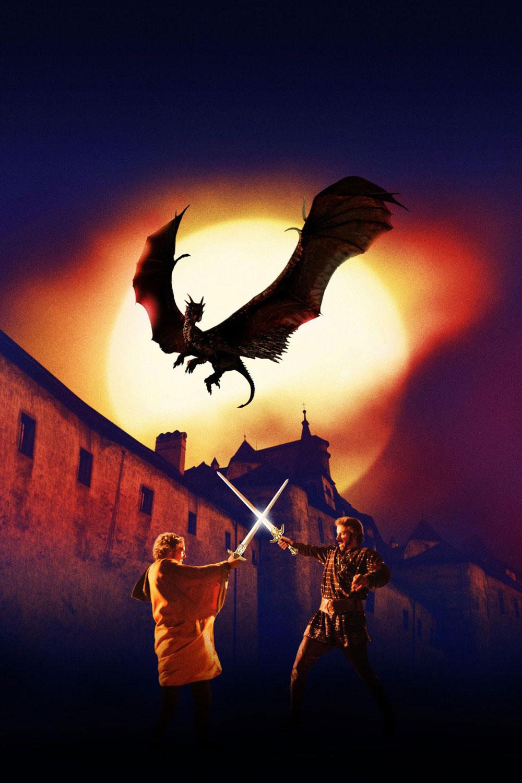 Постер 4 из 6 из фильма сердце дракона