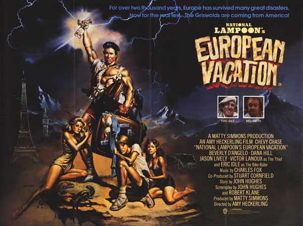 the semiotics of utopianism in european vacation a comedy film by amy heckerling