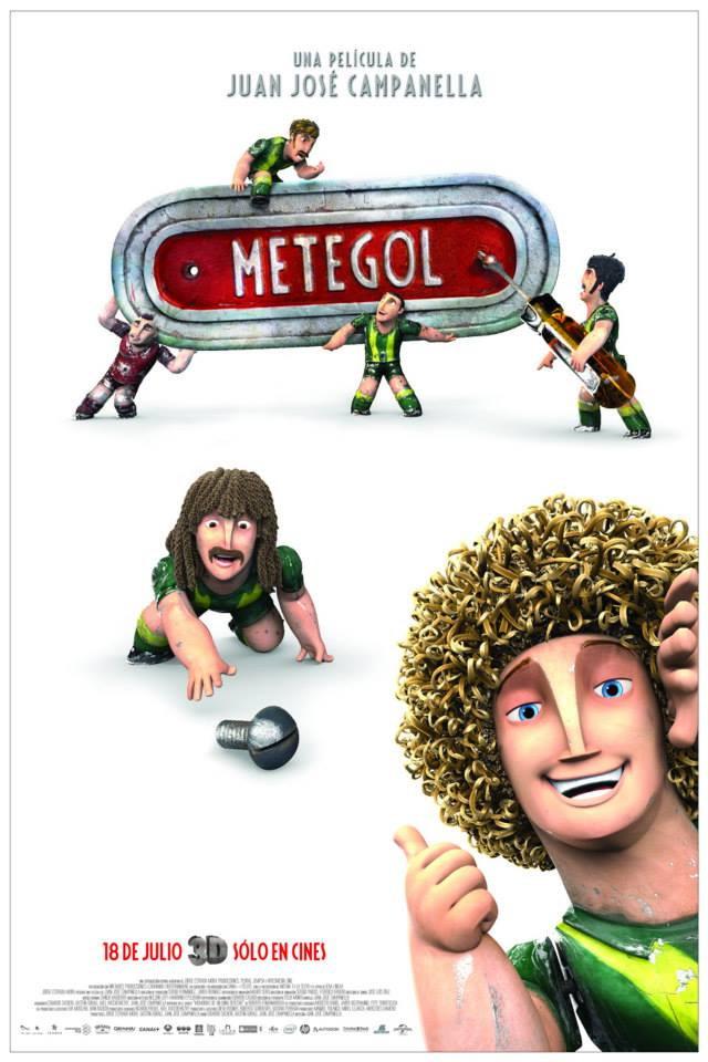 მეტეგოლი (ქართულად)- Metegol / Волшебный футбол (2013)