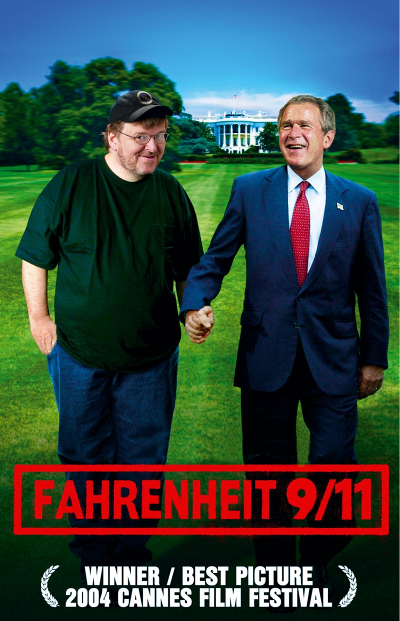 "fahrenheit 9 11 movie review Yet if you stick with the movie, it starts to acquire a potent chill because ""fahrenheit 11/9"" is truly about something, and that's michael moore's fearless."